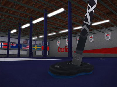 how to play curling game